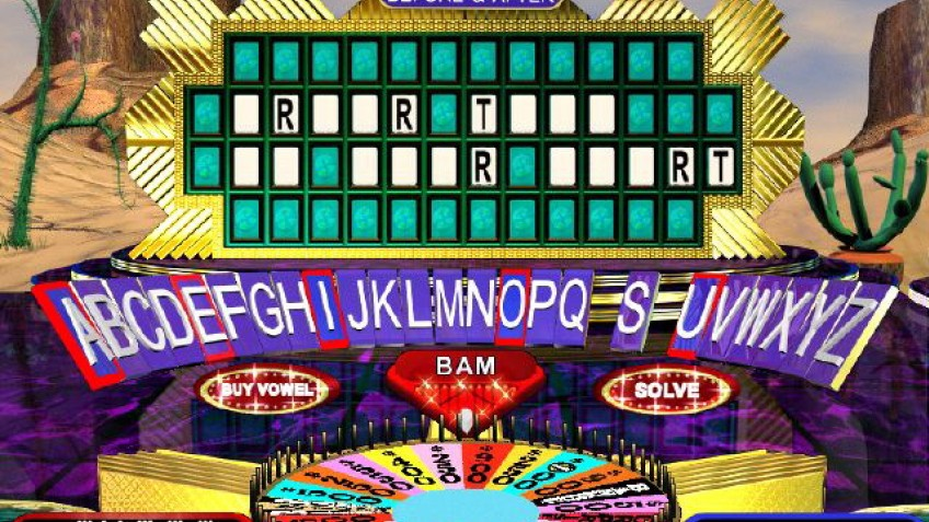 Wheel of Fortune (2003)