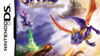 The Legend of Spyro: Dawn of the Dragon (DS)