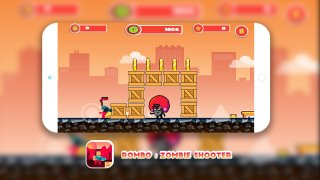Rombo: Zombie Shooter (itch)