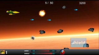 Asteroid Field - Space shooting action game