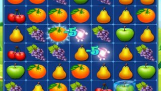 Fruits continuous elimination - relay elimination (iOS, Chinese)