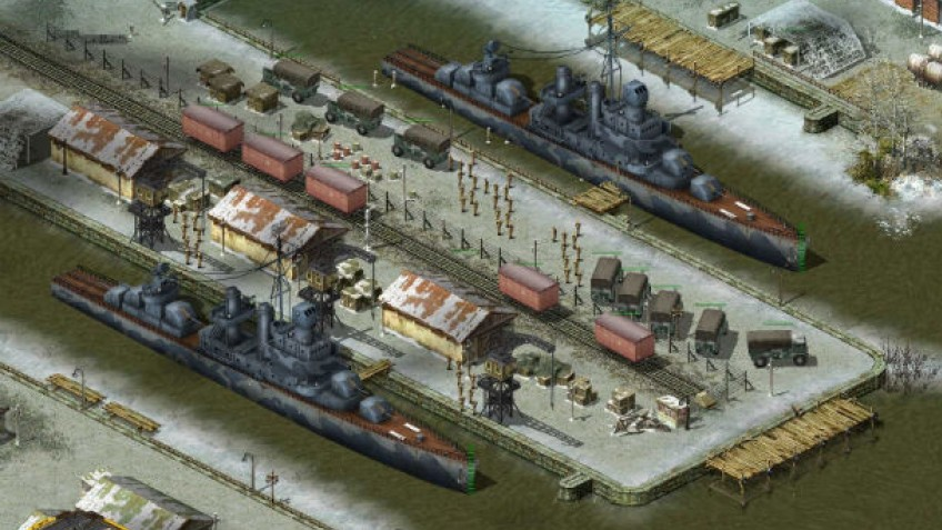 скачать игру блицкриг 4 через торрент бесплатно на русском img-1