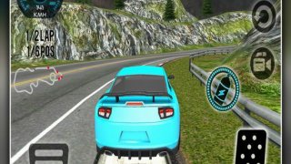 Speed Turbo Car Racing
