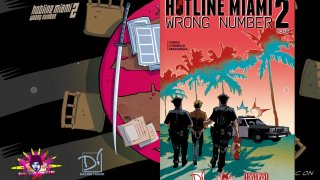 Hotline Miami 2: Wrong Number Digital Comic