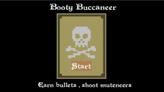 Booty Buccaneer (itch)