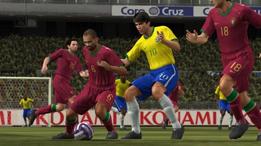 Pro Evolution Soccer 2008