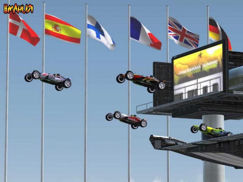 TrackMania Nations
