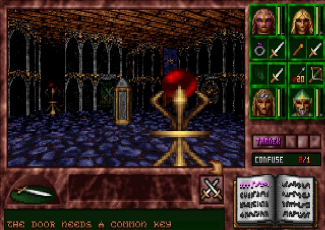 Hexx: Heresy of the Wizard