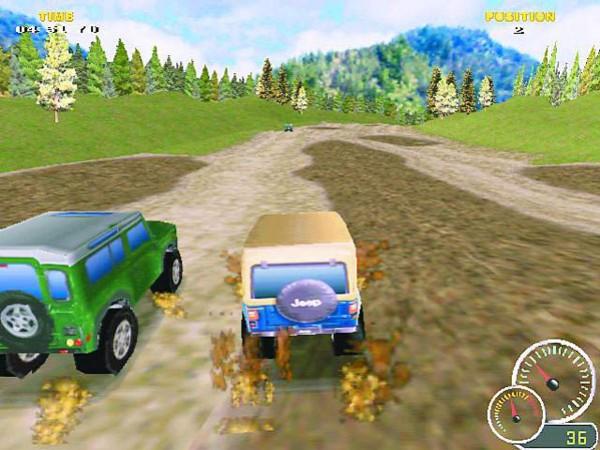 Test Drive Off-Road2