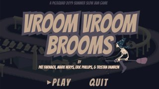 Vroom Vroom Brooms (itch)