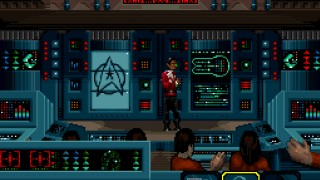 Star Trek: Starfleet Academy: Starship Bridge Simulator