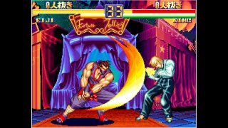ACA NEOGEO ART OF FIGHTING 2