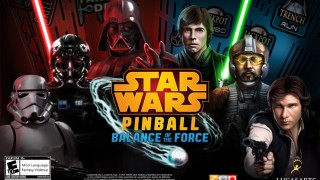 Star Wars Pinball: Balance of the Force