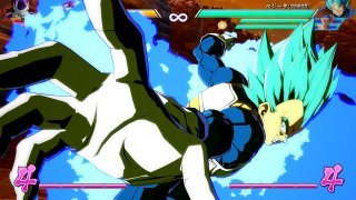 DRAGON BALL FIGHTERZ - Open Beta
