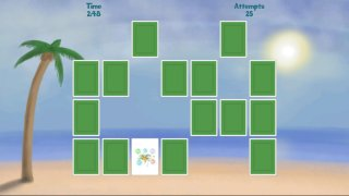 Summer Blast Memory Game (itch)