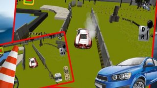 3D Realistic Car Parking