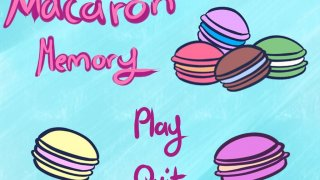 Macaron Memory (itch)