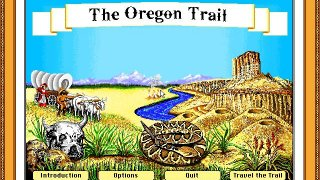 The Oregon Trail (1971)