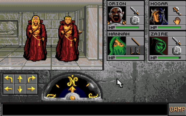 Eye of the Beholder 2: The Legend of Darkmoon