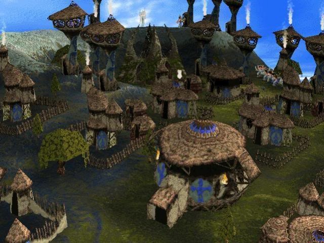 Populous: The Beginning Undiscovered Worlds