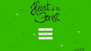 Heart of the Forest (itch)