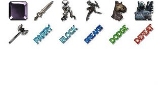 Infinity Blade Stickers