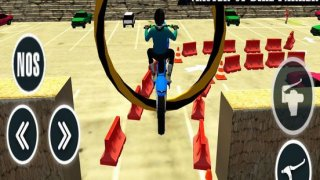 Xtreme Sport Bike Parking Sim