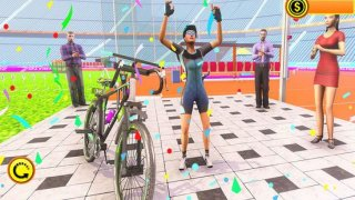 Bicycle Racing Simulator
