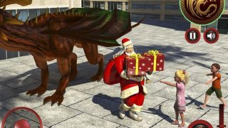 Flying Dragon Santa Clash