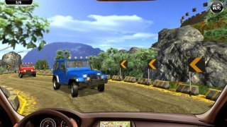 0ffroad Jeep Driving Simulator