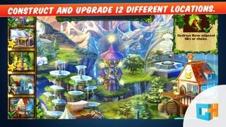 Jewel Legends Magical Kingdom - A Match 3 Puzzle Adventure