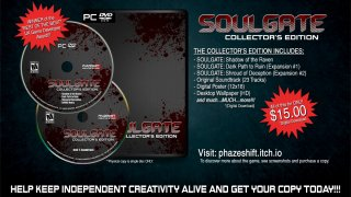 SOULGATE Collector's Edition (itch)