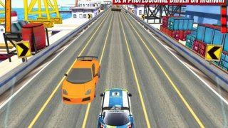 Highway Car Crash Racing