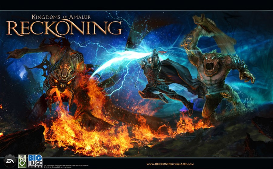 Скачать бесплатно игру reckoning