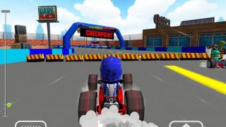 Mini Formula Racing: Formula Racing Game For Kids