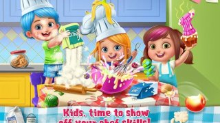 Chef Kids - Cook Yummy Food