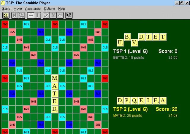The Scrabble Power