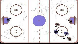 Hockey Mania (C64) (itch)