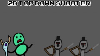 2D Top Down Shooter (itch)