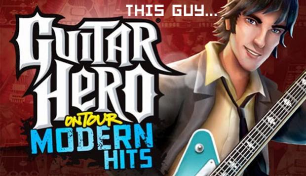 Guitar Hero: On Tour Modern Hits
