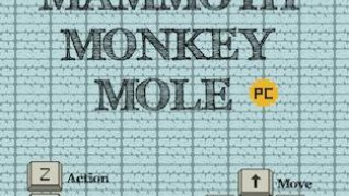 Mammoth Monkey Mole PC (itch)