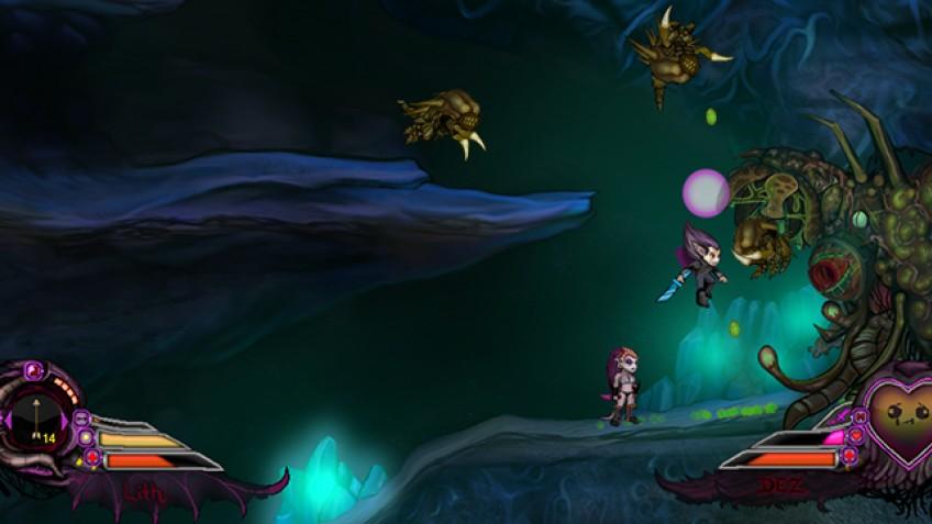 Luna: Shattered Hearts: Episode 1