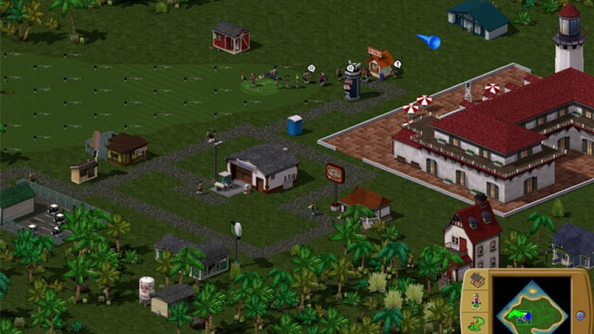 Golf Resort Tycoon 2