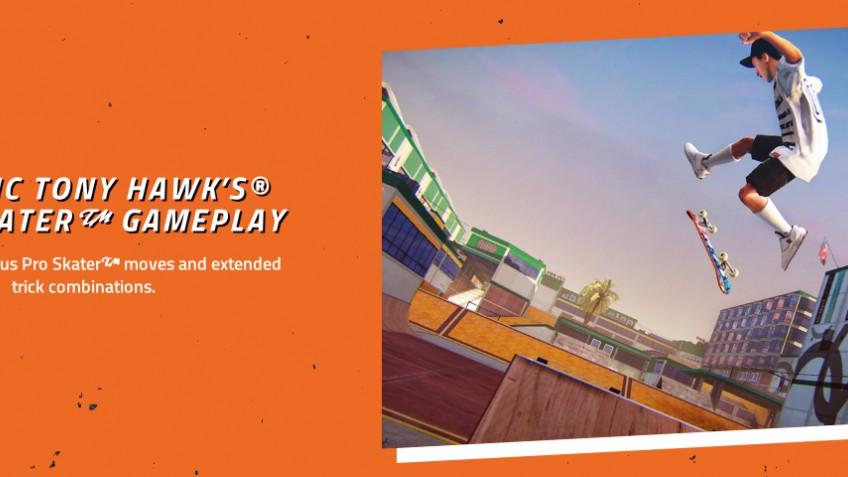 Tony Hawk's Pro Skater5