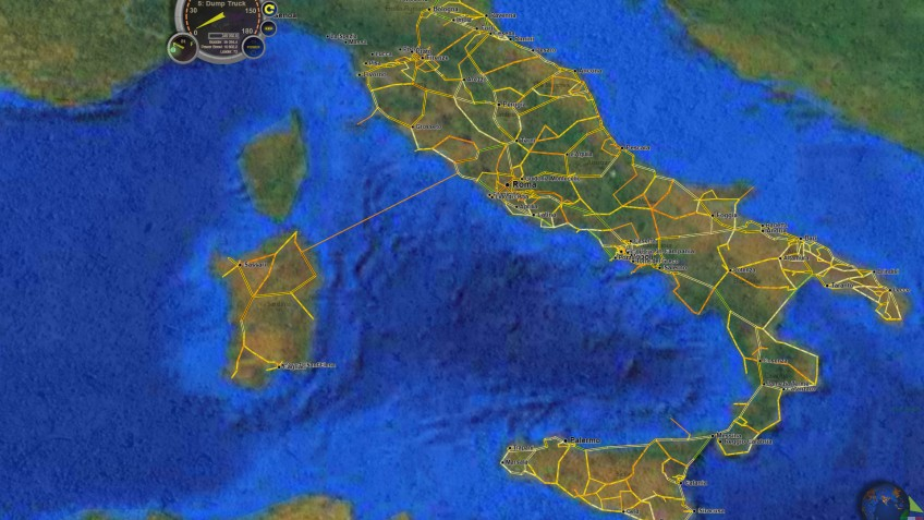 LOGistICAL: Italy