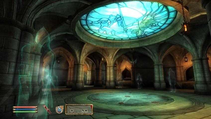 The Elder Scrolls 4: Oblivion - Knights of the Nine