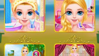 Wedding Salon - Little Princess Wedding Makeover