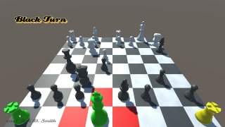 Chess Has Exciting Spectacular Strategy (itch)