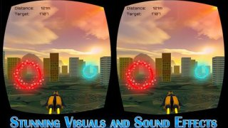 VR Futuristic Car Race- Turbo Car Games Free