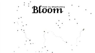 Bloom (Llewelyn 'NylePudding' Griffiths) (itch)